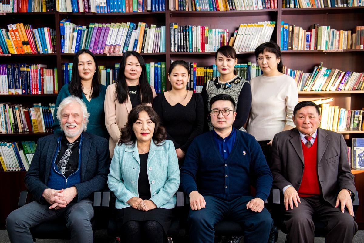 humanities teachers
